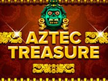 Aztec Treasure в онлайн клубе