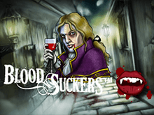 В казино аппарат Blood Suckers
