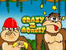 Игровой аппарат Crazy Monkey 2