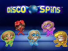 Игровой автомат Disco Spins