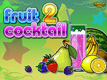 В казино автоматы Fruit Cocktail 2