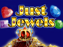В казино автоматы Just Jewels