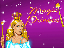 В казино автоматы Magic Princess