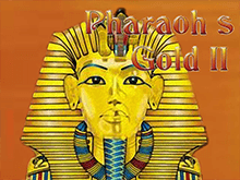 В казино автоматы Pharaohs Gold 2