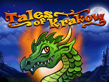 В клубе аппарат Tales Of Krakow