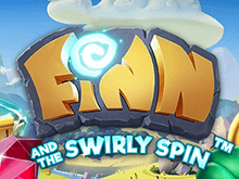 Слот Finn And The Swirly Spin на деньги в казино