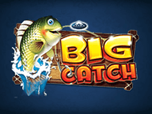 Играть в слот Big Catch на деньги